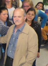 Tony Docentes y estudiantes del CESPA N°8 WP